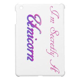 Coques iPad Mini Licorne secrète