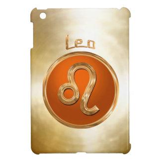Coques iPad Mini Lion | le Glyph astrologique du lion
