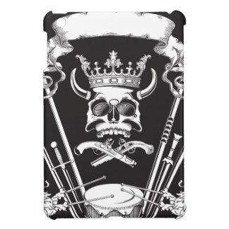 Coques iPad Mini M. Skull