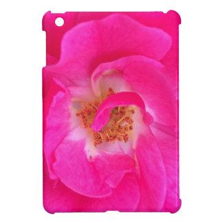 Coques iPad Mini Mini cas d'iPad assez rose de fleur