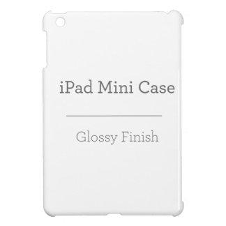 Coques iPad Mini Mini cas d'iPad brillant fait sur commande