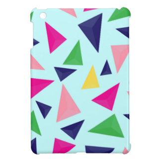 Coques iPad Mini Motif géométrique coloré II