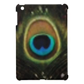 Coques iPad Mini oeil de paon ouais
