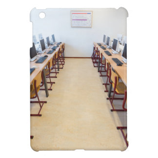 Coques iPad Mini Ordinateurs dans la salle de classe de l'éducation