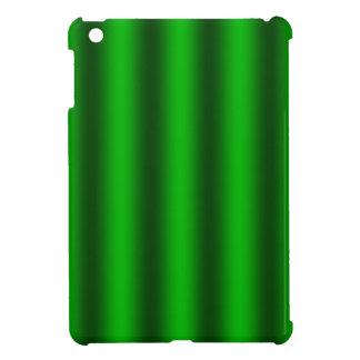 Coques iPad Mini Personnalisez - l'arrière - plan vert de gradient