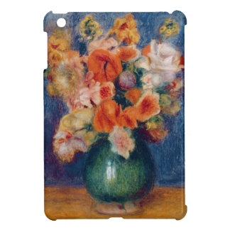 Coques iPad Mini Pierre un bouquet de Renoir |