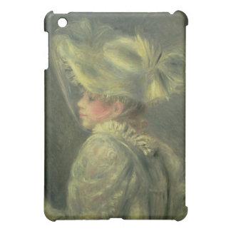 Coques iPad Mini Pierre un Renoir | le casquette blanc
