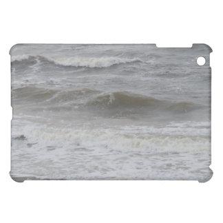 Coques iPad Mini Vagues et mousse de plage