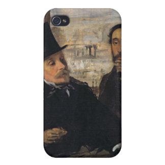 Coques iPhone 4/4S Autoportrait W Evariste de Valernes d'Edgar Degas