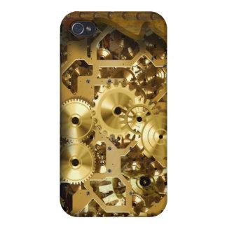 Coques iPhone 4/4S Cas radical de Steampunk 3