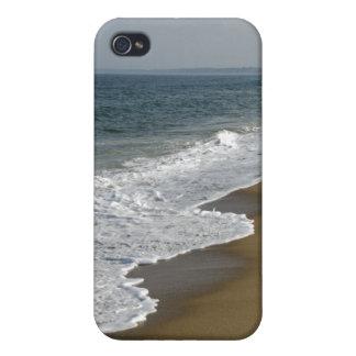Coques iPhone 4/4S Ressacs sur la plage