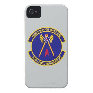 Coques iPhone 4 704th Escadron d'ingénieur civil