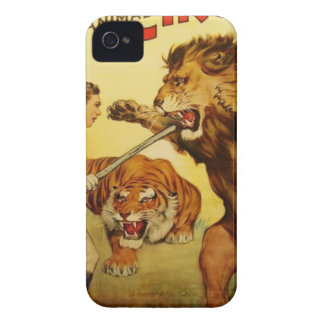 Coques iPhone 4 Animal sauvage plus docile
