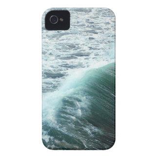 Coques iPhone 4 Bleu de l'océan pacifique