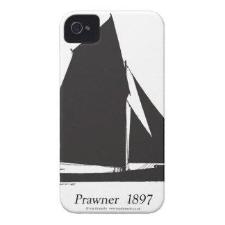 Coques iPhone 4 Case-Mate 1897 Prawner - fernandes élégants
