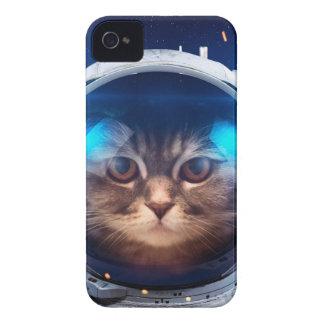Coques iPhone 4 Case-Mate Astronaute de chat - chats dans l'espace -