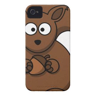 Coques iPhone 4 Case-Mate Bande dessinée d'écureuil