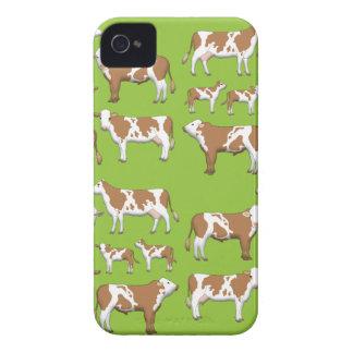 Coques iPhone 4 Case-Mate Bétail de marque choix