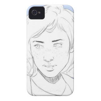 Coques iPhone 4 Case-Mate Blue