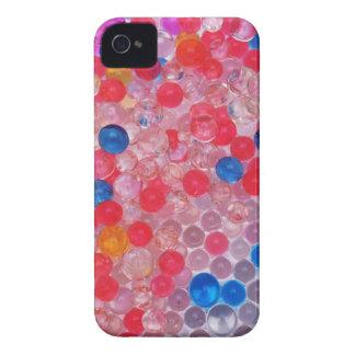 Coques iPhone 4 Case-Mate boules transparentes de l'eau