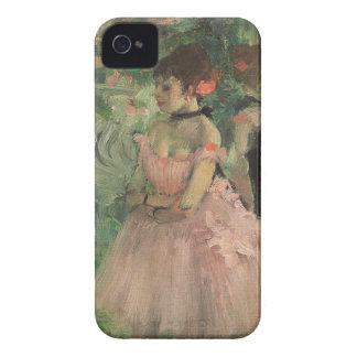 Coques iPhone 4 Case-Mate Danseurs d'Edgar Degas | à l'arrière plan,
