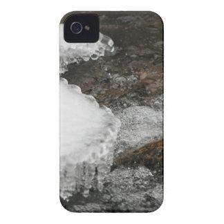 Coques iPhone 4 Case-Mate Glaçons de rivière