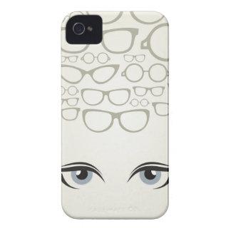 Coques iPhone 4 Case-Mate Glasses4