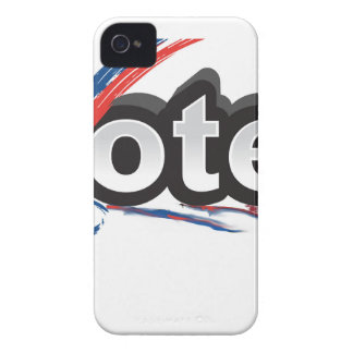 Coques iPhone 4 Case-Mate iVOTE