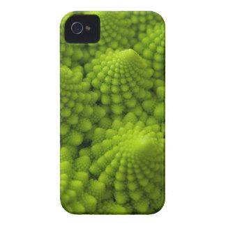 Coques iPhone 4 Case-Mate Légume de fractale de brocoli de Romanesco