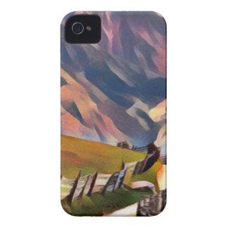 Coques iPhone 4 Case-Mate moderne, dadaism, numérique, peinture, colorée,