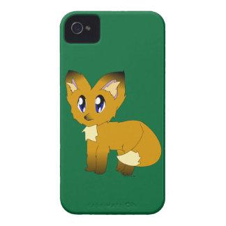 Coques iPhone 4 Case-Mate Petit Fox délabré mignon
