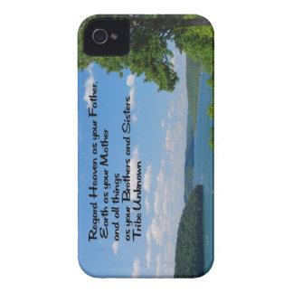 Coques iPhone 4 Case-Mate Proverbe indien antique