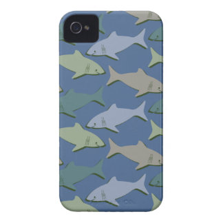 COQUES iPhone 4 Case-Mate REQUINS !