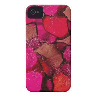 Coques iPhone 4 Case-Mate Roses indien