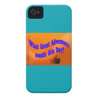 Coques iPhone 4 Case-Mate Une grande aventure