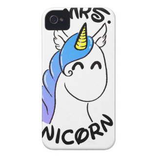 Coques iPhone 4 Case-Mate Unicorn