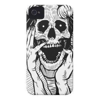 Coques iPhone 4 Case-Mate visage de diable