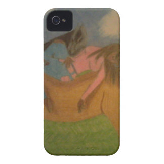 Coques iPhone 4 chevaux