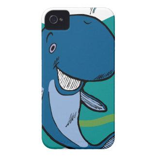 Coques iPhone 4 Conte d'une baleine