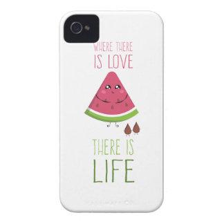 Coques iPhone 4 Cute Watermelon