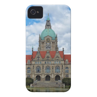 Coques iPhone 4 Hannovre, ville nouvelle Hall, Allemagne (Hanovre)