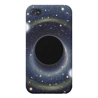 Coques iPhone 4 La NASA d'anneau d'Einstein de trou noir