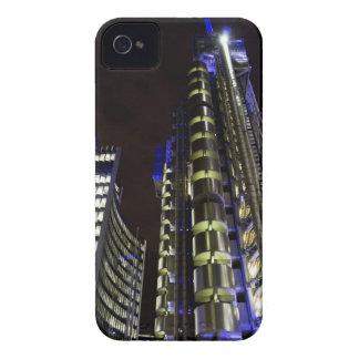 Coques iPhone 4 Le bâtiment Londres de Lloyd