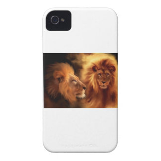 Coques iPhone 4 Lion