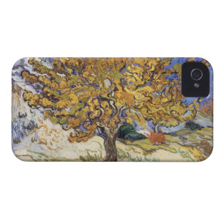 Coques iPhone 4 Mûrier de Vincent van Gogh |, 1889