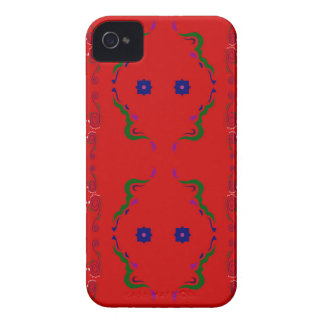 Coques iPhone 4 Ornamental arabe de luxe de mandalas