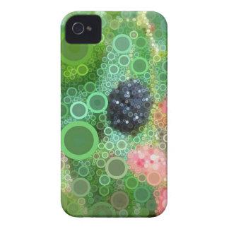 Coques iPhone 4 Produits sauvages d'été de Blackberry