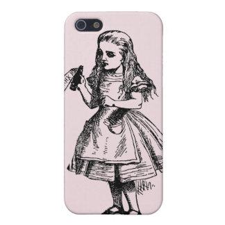 Coques iPhone 5 Alice au pays des merveilles