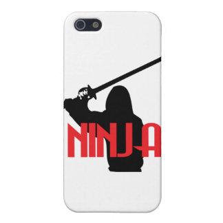 Coques iPhone 5 Avertissement, je suis un Ninja qualifié