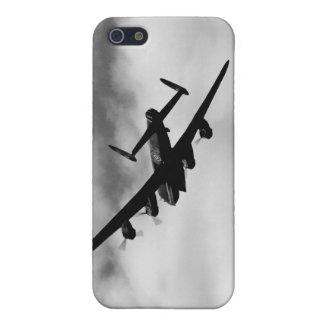 Coques iPhone 5 Bombardier de 2ÈME GUERRE MONDIALE Avro Lancaster